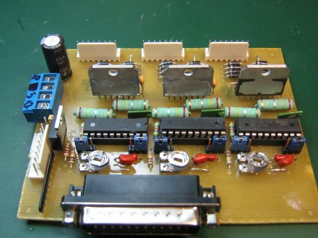 Контроллеры для чпу своими руками